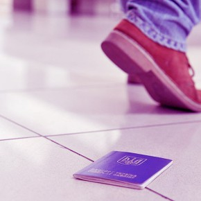 Преодолеваем феерическую потерю паспорта за границей