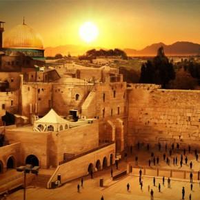 Самые величественные места Иерусалима