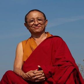 Буддист и депрессия