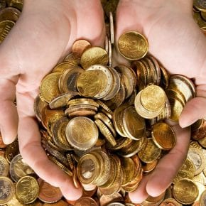 У вас столько денег, сколько вы впускаете в свою жизнь