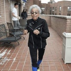 Ида Килинг, 102-летний рекордсмен: «Ничего не может сломать меня»
