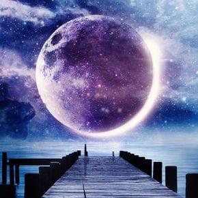 Сегодня самое долгое лунное затмение в 21 веке: как изменить свою жизнь и судьбу