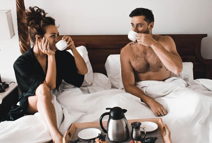 Секреты, которые хранит мужчина от своей любимой женщины