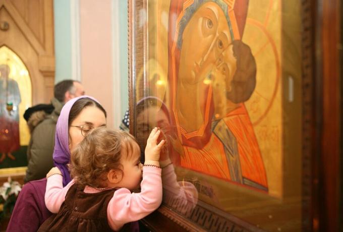8 сентября 2018 года день Владимирской иконы Божией Матери : история, традиции и молитвы