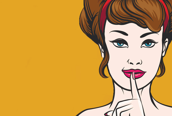 12 подробностей ваших отношений, которыми никогда не стоит ни с кем делиться
