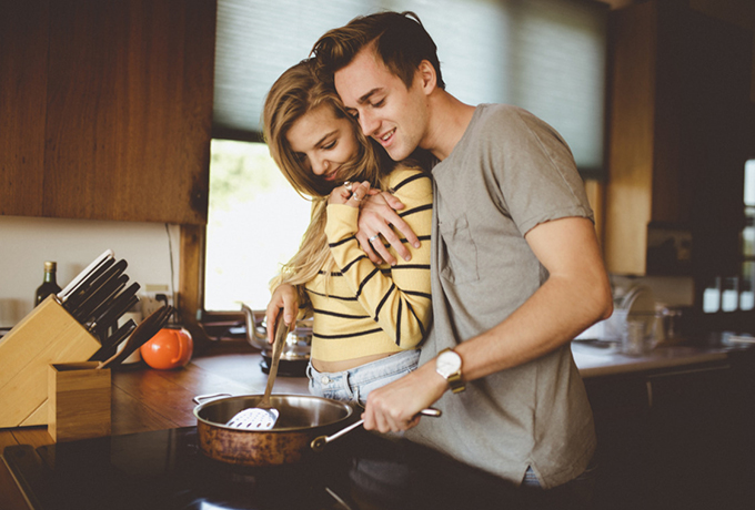 Когда вы влюбляетесь, то пересматриваете приоритеты…
