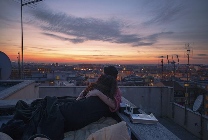 Не любуйся закатом со мной, если не планируешь встретить вместе рассвет