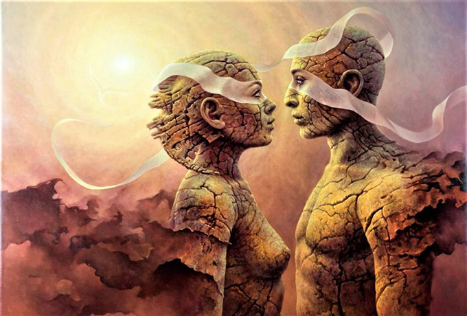 Родственные души — не всегда «вторые половинки», прежде всего — это наши учителя