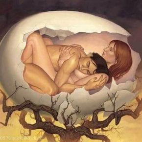 Прекрасная, но полная страданий любовь: этапы отношений с близнецовым пламенем
