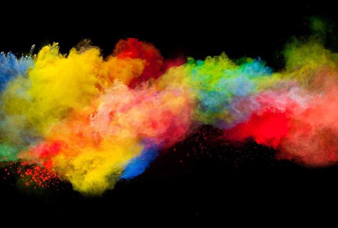Цвет любви – вовсе не красный