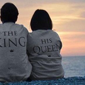 Не ждите, что с вами будут обращаться как с королевой, если вы не относитесь к нему как к королю